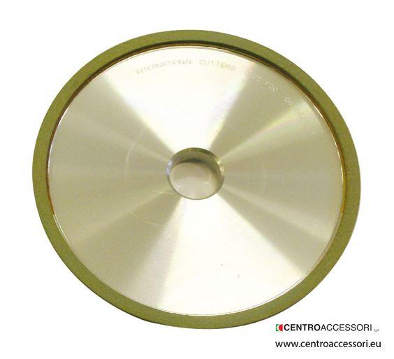 Mola diamantata. Diamond wheel. #CentroAccessori
