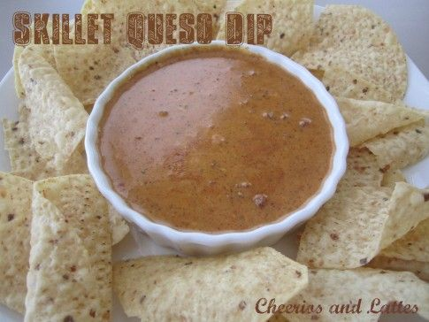 Chili's Skillet Queso! (Whoo Hoo!)