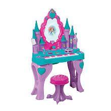 Disney Princess Ariel Keyboard And Vanity Disney