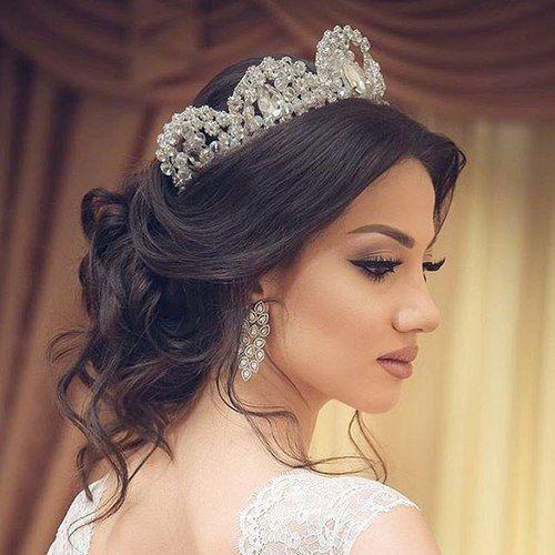 تسريحات الشعر للعرايس تسريحات و شينيون للأعراس روعةة تسريحات انيقة و فخمة للأعراس اجمل الموديلات Svadebnye Pricheski Prichyoska Dlya Nevesty Pricheski
