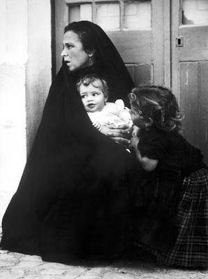 Nazaré, 1958. Fotografia de Eduardo Varela Pécurto (n.1925).