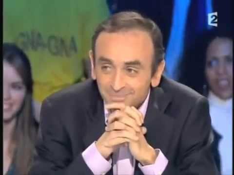Clash Entre Guy Bedos Et Eric Zemmour On N Est Pas Couche Guy Chanson Playlist