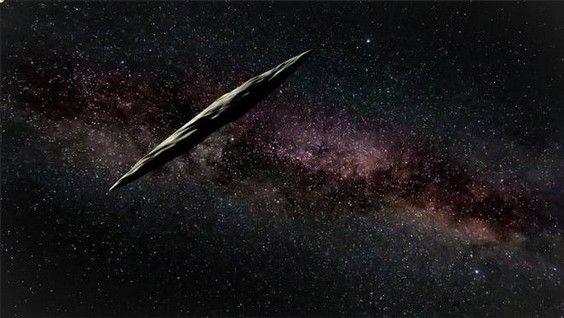 """""""Le Seti a écouté l'astéroïde Oumuamua"""""""