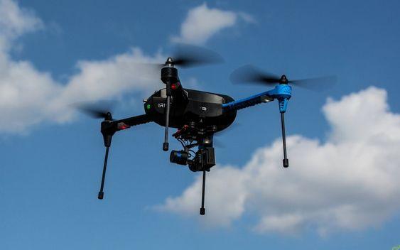 Test, Videos, Bewertung: 3D Robotics Iris+ GoPro Kamera-Drohne