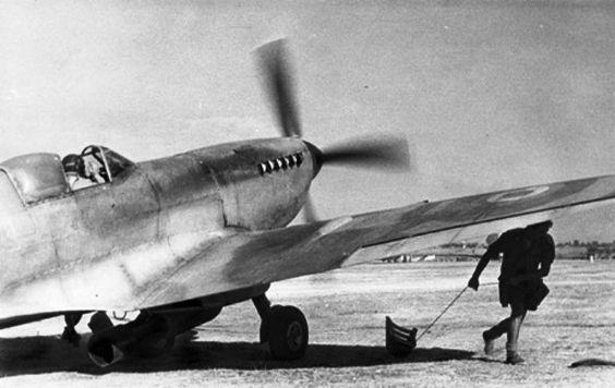 Supermarine Spitfire Mk.IXe.RHAF