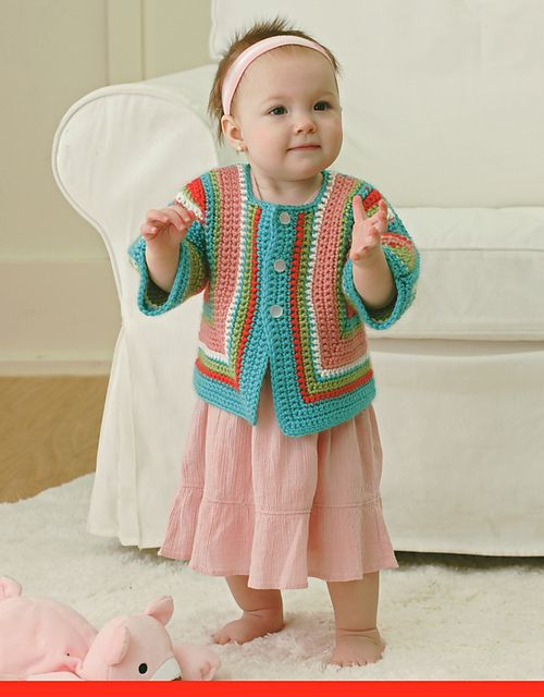 Ravelry: Basic Buttoned Sweater pattern by Darla Sims