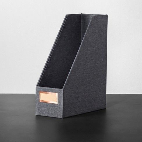 Magazine File Holder Hearth Hand With Magnolia Target