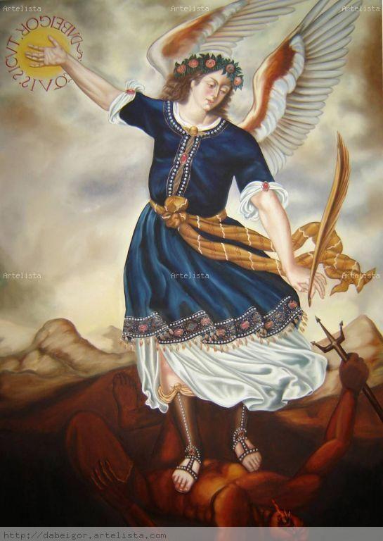 arcangel san miguel: