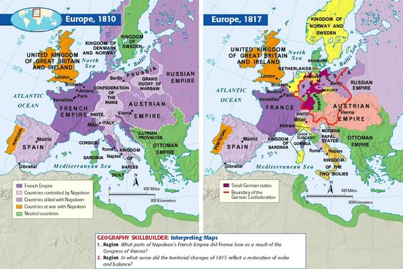a look at the original objectives for the congress of vienna The main goals of the congress of vienna were to establish the terms of long- lasting peace between european powers after the french revolution and the.