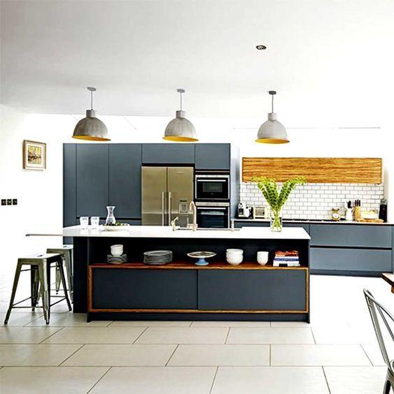 Ongebruikt Keuken inspiratie: Hanglampen boven het kookeiland | Keuken AN-91