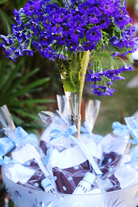 Decoração Bebeta | mesa de lembrancinhas