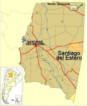 Ubicación geográfica del parque.
