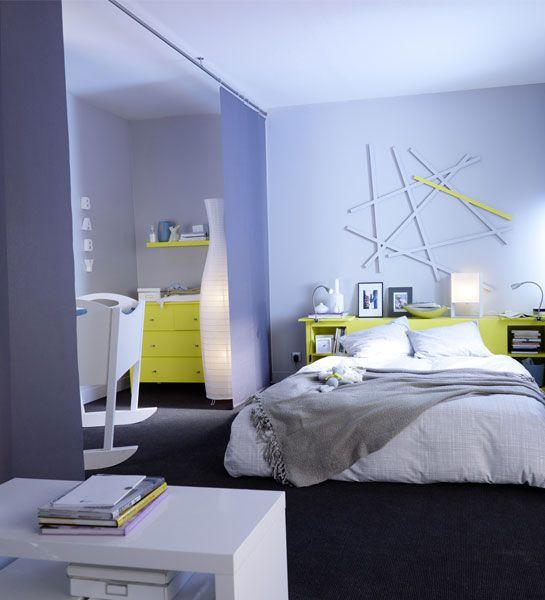 quand il faut amnager un petit espace alors que la famille sagrandit les - Idee Chambre Bebe Petit Espace