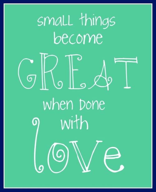 Small-things-and-Love.jpg 500×616 pixels