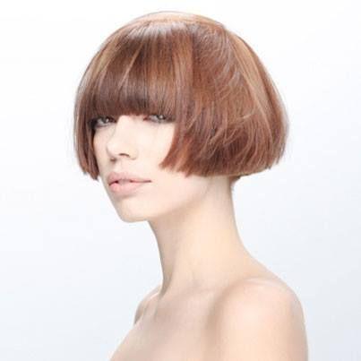 women's haircut