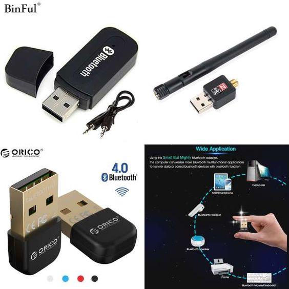 Bluetooth Adapter V4 0 Csr Dual Mode Wireless Mini Usb Bluetooth