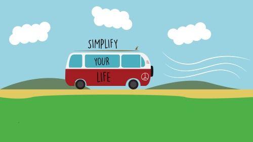 Just make it simple, it is easier!