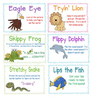 FREE - Beanie Baby reading strategy trading cards.  The kids try out the strategies and work to collect them all!