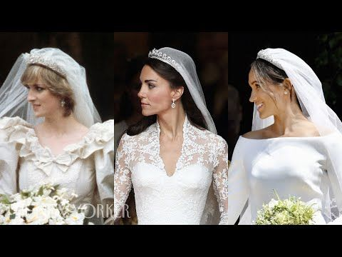 Royal Weddings, Then and Now: Princess Diana, Kate Middleton, and ...
