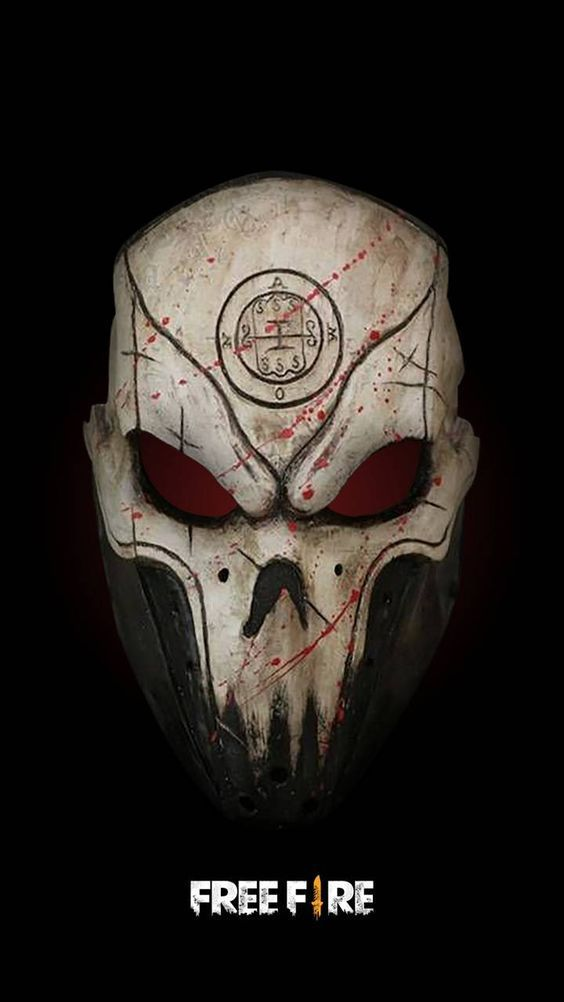 24 Fondos De Pantalla Free Fire Para Celular 4k Skull Mask Gas Mask Art 4k Wallpaper For Mobile Wallpaper free fire 4k mestre