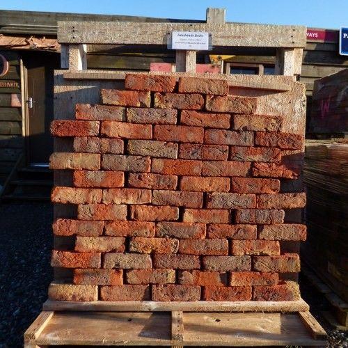 Handmade Reclaimed Bricks For Sale On Salvoweb Online Marketplace