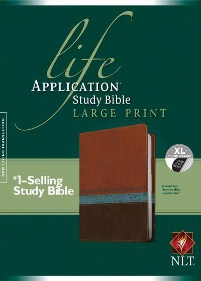 Holy Bible: Life Application Study Bible Nlt