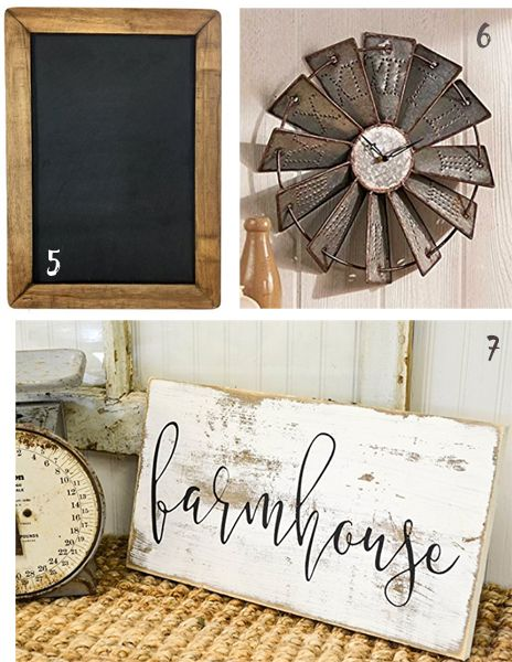 Farmhouse Decor Deals A handy guide to the perfect farmhouse accessories all