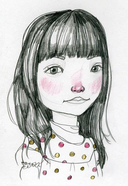Custom Portrait #pinparty