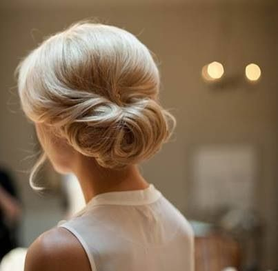 Image result for classic simple updos