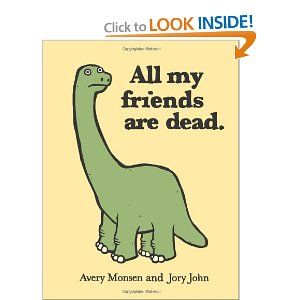 All My Friends Are Dead: 20 Unfortunate Book Titles -- www.easyreadsystem.com