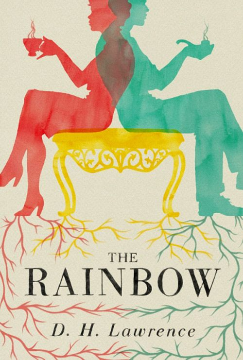 An Unrushed Walk Through A Very Different Time - The Rainbow by D.H. Lawrence | Byte The Book