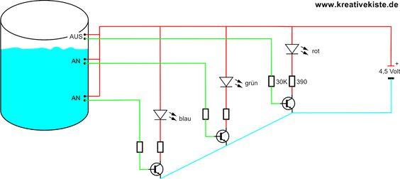 14 Transistor Grundschaltungen 3 Led Treiber Elektroniken Elektrotechnik Elektronische Schaltplane