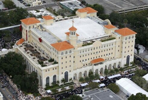 Edificio Cienciologia, Florida