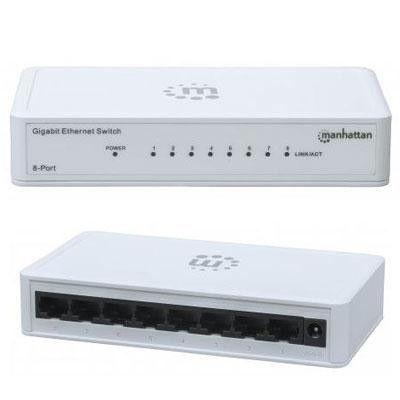 Mh 8 Port Gigabit Switch