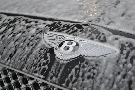 Bentley Continental GT Shine Detailing