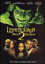 The sixth movie in the seemingly endless Leprechaun series finds the title character revisiting the territory he menaced in the fifth outing. This time around, a group of inner-city friends go from rags to riches when they stumble upon some treasures. Little do they know that the booty belongs to the terrifying little green man and he wants it back. Decked out in bling-bling and smoking chronically, Leprechaun dispenses with the unsuspecting pals one by one. Warwick Davis once again reprises…