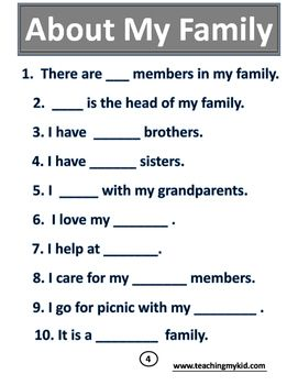 Kindergarten Worksheets English Conversation By Teachingmykidresource English Conversation For Kids Essay Writing Skills English Worksheets For Kindergarten