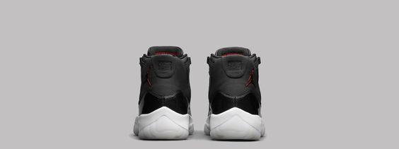 Nouveau : Air Jordan XI 72-10