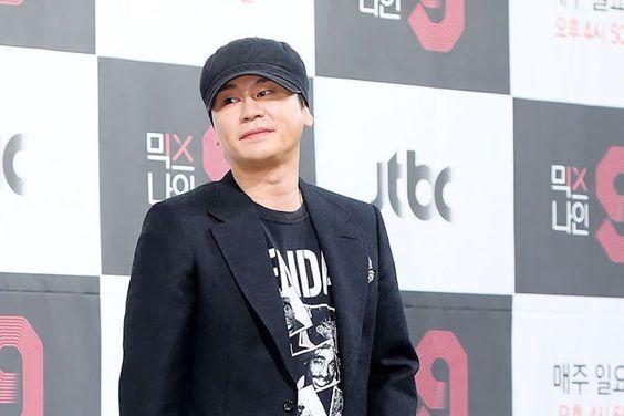 Police Consider Enforcing Travel Ban On Yang Hyun Suk And Monitoring His Bank Account