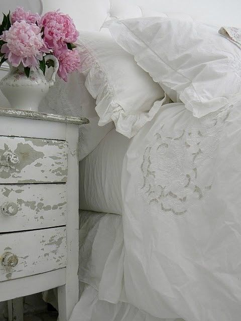 S c a n d i n a v i a n . S t y l e  SIDE TABLE COULD BE PAINTED ONE COLOR THEN, WHITE, THEN CHIP OFF SOME WHITE.