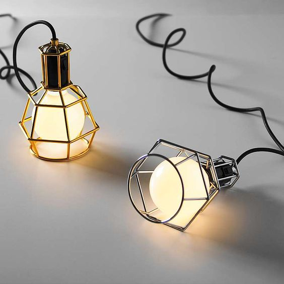 Work Lamps by Design House Stockholm