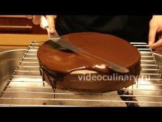Простая Шоколадная Глазурь - Рецепт Бабушки Эммы