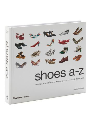 Shoes A-Z | Mod Retro Vintage Books | ModCloth.com