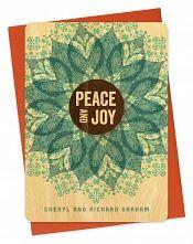 Peace Rosette