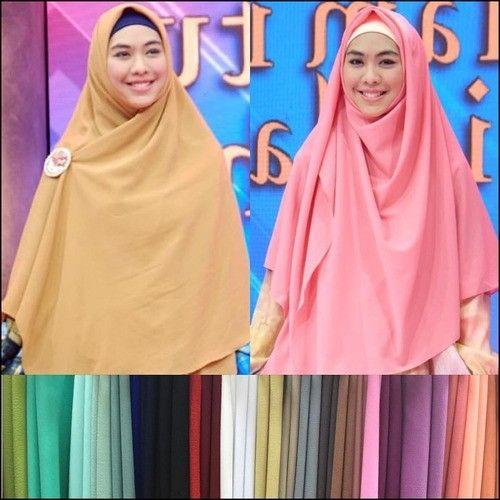 Tutorial Hijab Syar I Oki Setiana Dewi Dewi