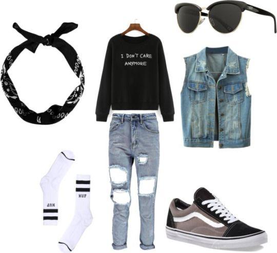 Outfit inspired by Monsta X u201cRushu201d MV. Link... | She wears kpop. | My style | Pinterest ...