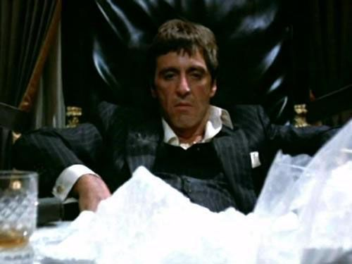 Awesome pictures and powder on pinterest - Scarface images ...
