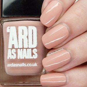 PRE-ORDER 'Ard As Nails- Creme- Dreamy