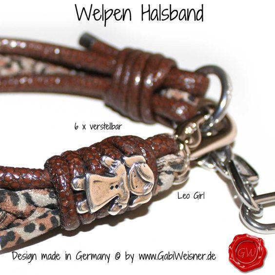 Hundehalsband für Welpen 30 bis 38 cm HU