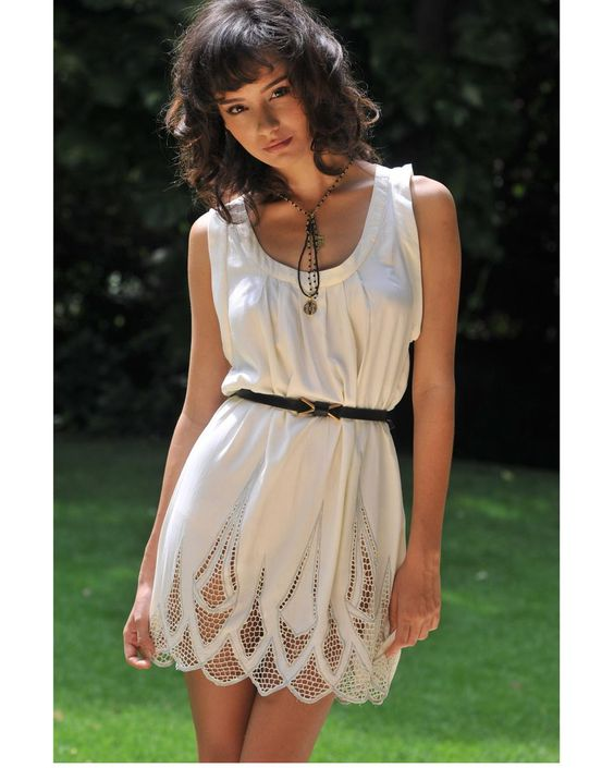 komodo fair trade kera tunic dress